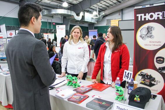 Career Fair Student Information   University of Wisconsin Platteville JFC CZ as
