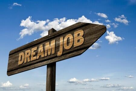 job, job search, dream job, inspiration