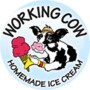 Working Cow Ice Cream Delivery