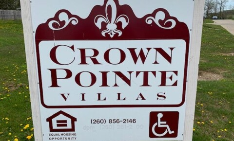 Apartments Near Grace Crown Pointe Villas for Grace College and Theological Seminary Students in Winona Lake, IN