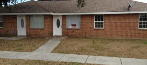 3 bedroom New Orleans East