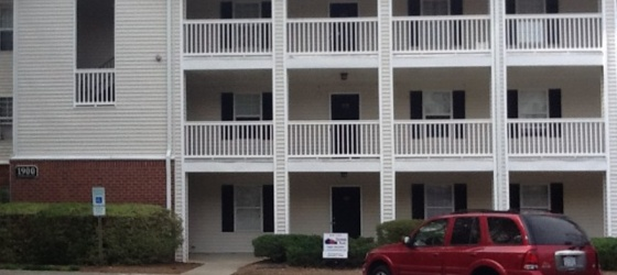 Rent by Room - condo near NCSU