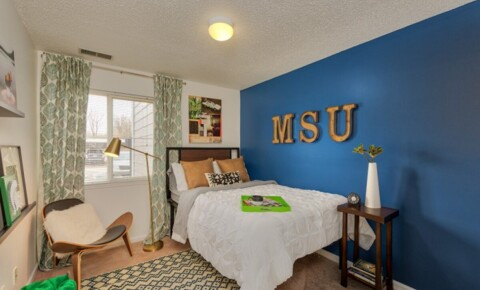 Apartments Near MSU 25 East for Michigan State University Students in East Lansing, MI