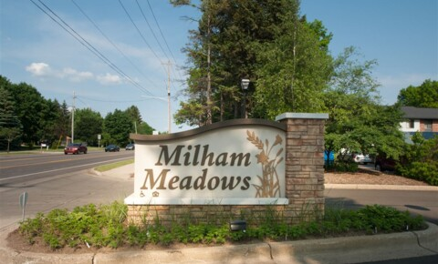 Houses Near KVCC Milham Meadows Townhomes for Kalamazoo Valley Community College Students in Kalamazoo, MI