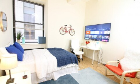 Apartments Near YU Fully Furnished Great Rooms in Downtown - Fulton St Subway for Yeshiva University Students in New York, NY