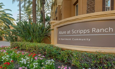 Apartments Near UCSD Allure at Scripps Ranch for UC San Diego Students in La Jolla, CA