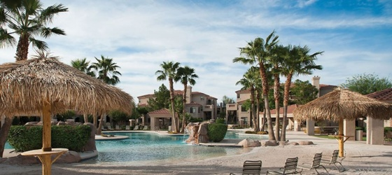 Hidden luxury community in Phoenix