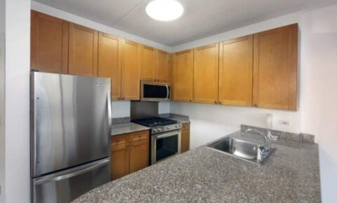 Apartments Near MCNY TRIBECA'S HOTTEST AREA! Super Spacious 1 Bed Avail Now at Saranac. Landscaped Roof Deck, Drmn, Free Fitness, Garage. NO FEE! for Metropolitan College of New York Students in New York, NY