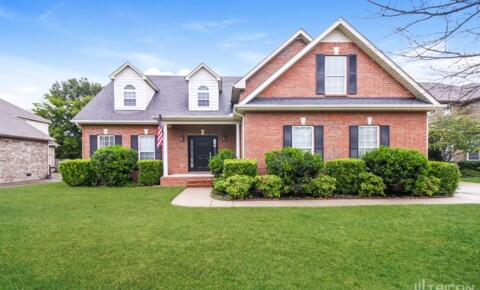 Houses Near MTSU 4412 Spring Cove Drive for Middle Tennessee State University Students in Murfreesboro, TN