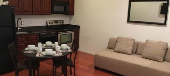 Furnished Private Room in Center City