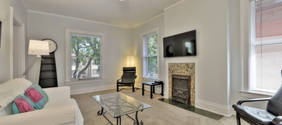 1 bedroom Washington Park