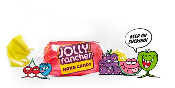 jolly rancher encourages students to keeponsucking college news
